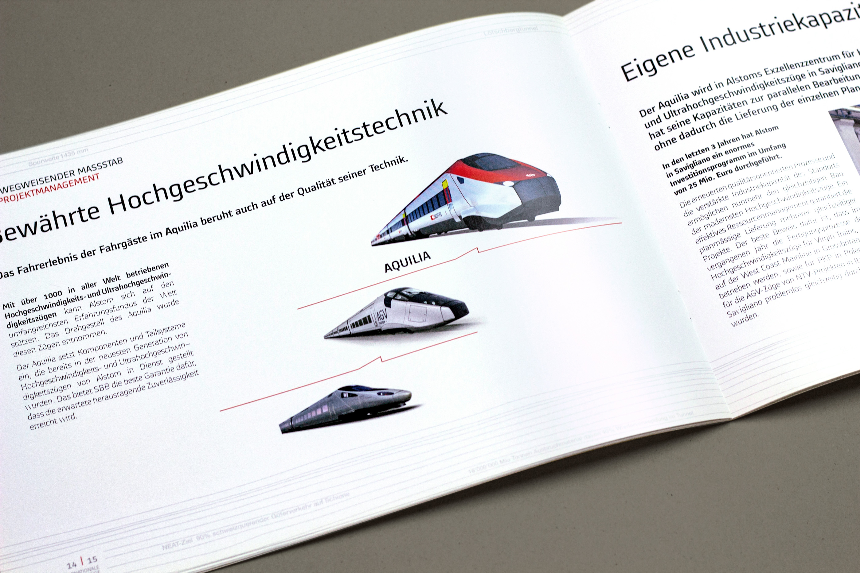 Alstom Transport Design book évolution trains