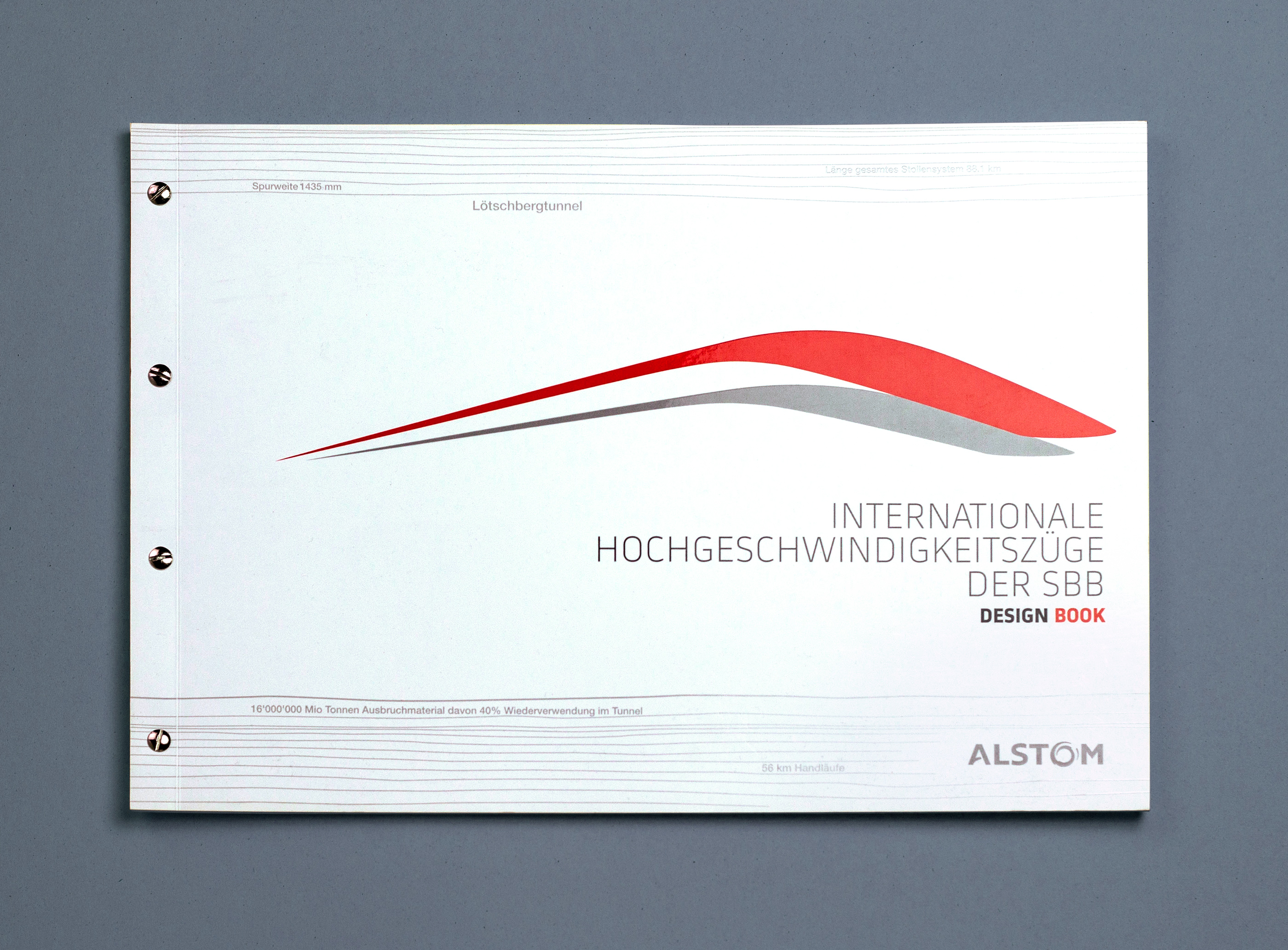 Alstom Transport Design book couverture