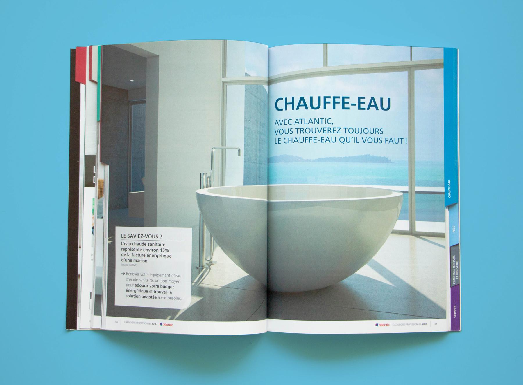 Photo d'ouverture de chapitre du catalogue Atlantic