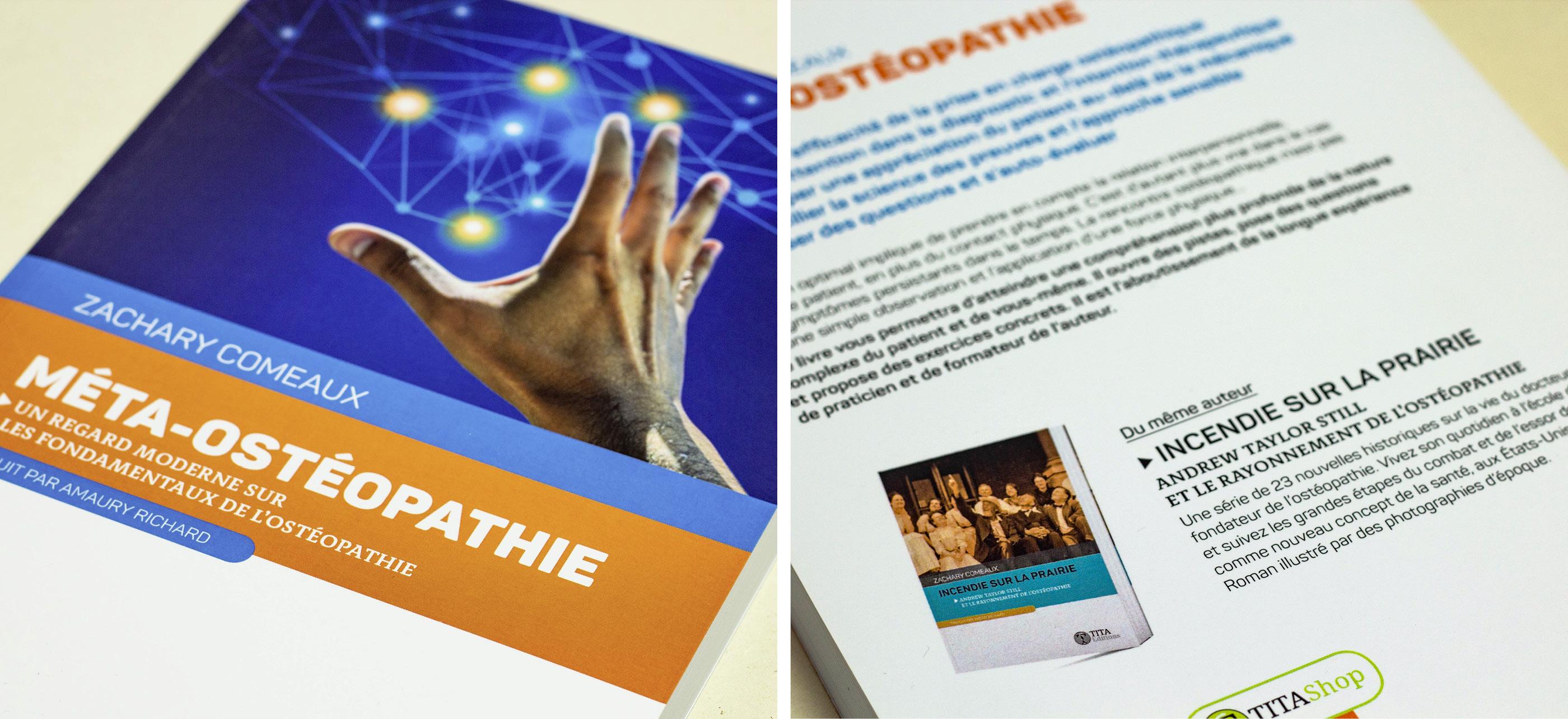 Méta-ostéopathie Tita Éditions