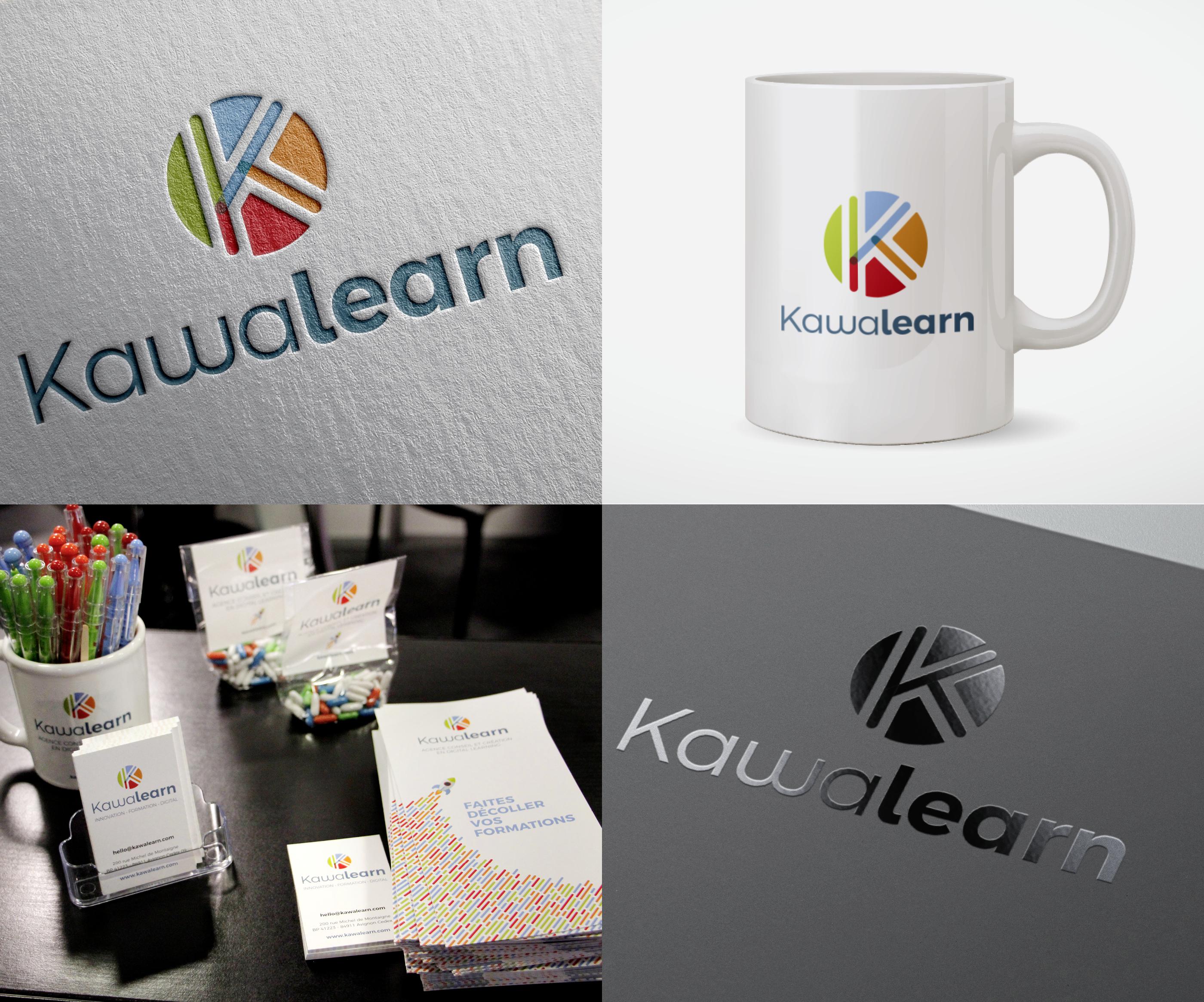 Présentation du logo Kawalearn