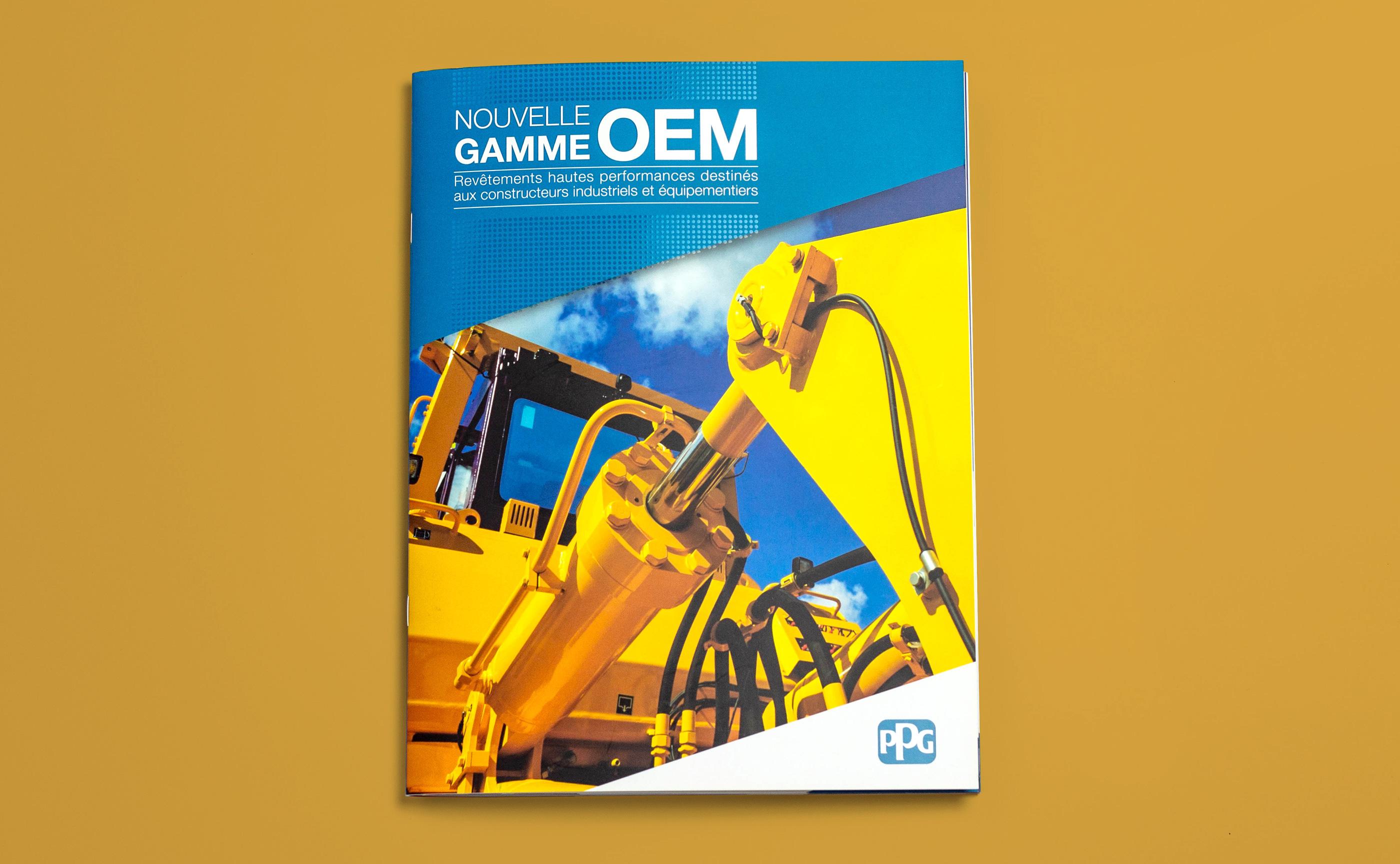 Photo de la couverture de la brochure OEM Freitag