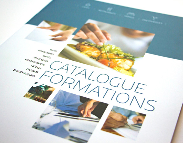 Photo de la couverture du catalogue UMIH formation