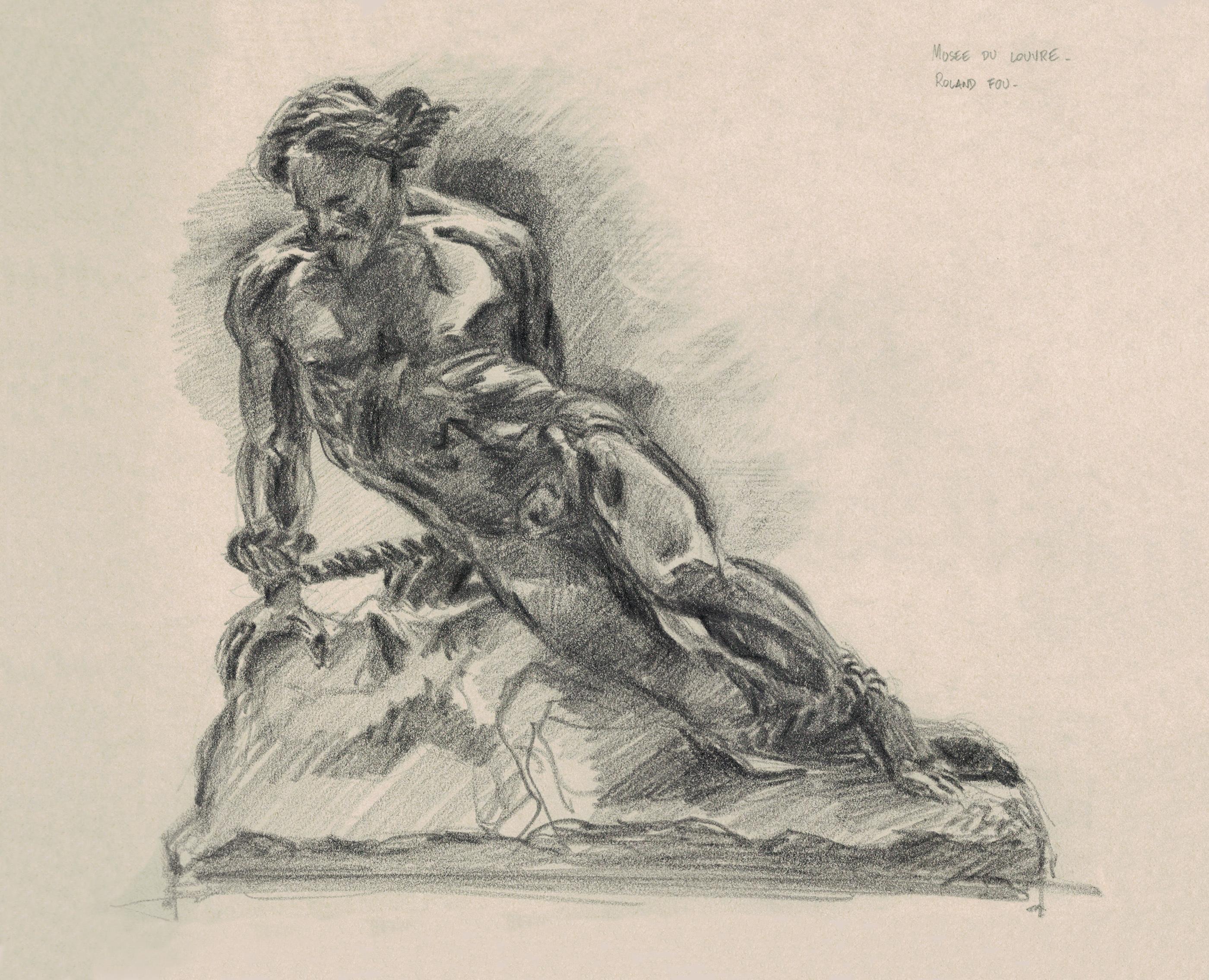 Croquis sculpture