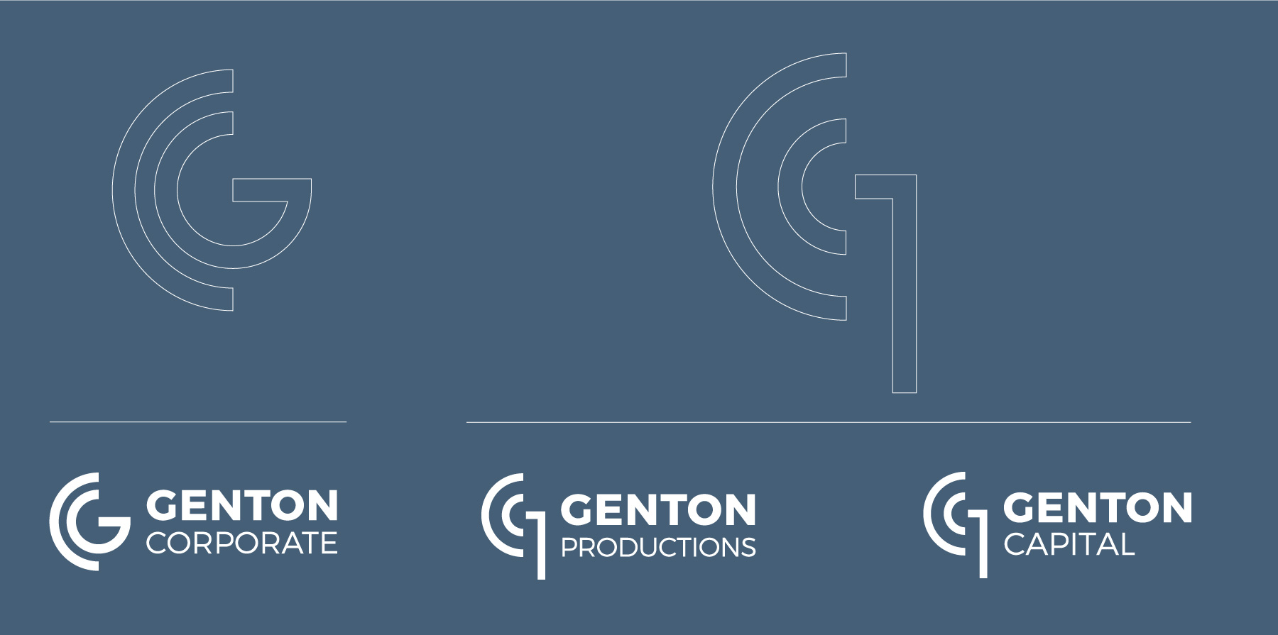 Genton Corporate étude logo